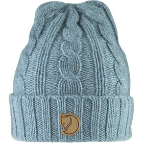 Fjällräven Braided Knit Hat frost green